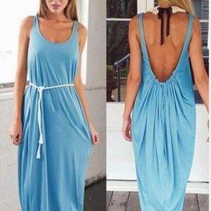 Dresses & Skirts - Open Back Sundress